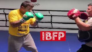 Marcos Maidana down to 185.4 looking to return this summer