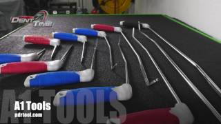 PDR Tool Review | Tutorial A1 Tools Quicksilver Set