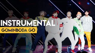 download lagu Bts 방탄소년단 -  Go Go 고민보다 Go Instrumental gratis