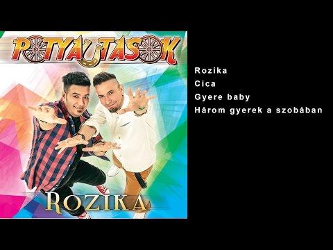 Potyautasok - Rozika (EP)