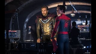 Spider-Man: Far From Home – 'Peter meets Mysterio' Movie Clip [HD]