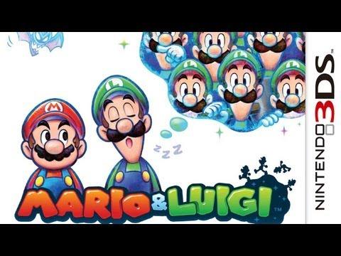 CGR Undertow - MARIO & LUIGI: DREAM TEAM review for Nintendo 3DS