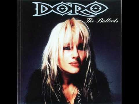 Doro - Nothing else Matters (HQ)(Lyrics) Music Videos