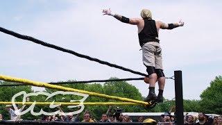 Inside America's Most Violent Wrestling Deathmatch