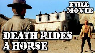 DEATH RIDES A HORSE | Da uomo a uomo | Lee Van Cleef | Full Western Movie | English | HD | 720p