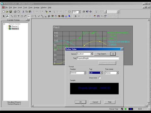 OSIsoft: Module related processbook displays. v3.1
