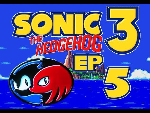 Let's Play Sonic 3 & Knuckles, ep 5: The Mystery of Ice Cap