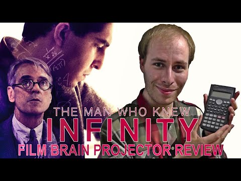 Projector: The Man Who Knew Infinity (REVIEW)