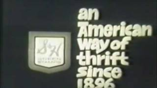 S&H Green Stamps Commercial, 1966