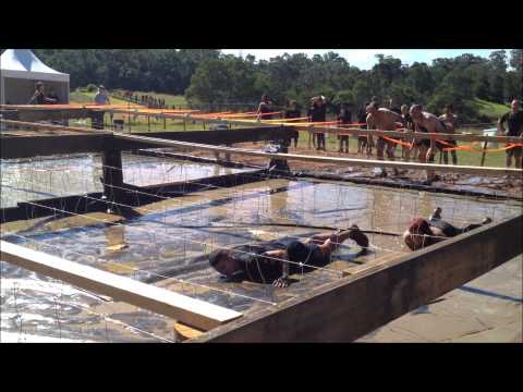Tough Mudder Sydney 2013 Obstacle Compilaton