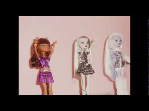 Monster High- Friday I'll Be Over You Music Video! video