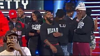 AZEALIA BANKS VS DC YOUNGFLY (FULL VIDEO) ON WILD 'N OUT   Reaction