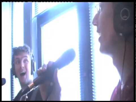Holand en Holland 'bolletjes in mijn hol' 2001 bij Edwin Evers Radio 538