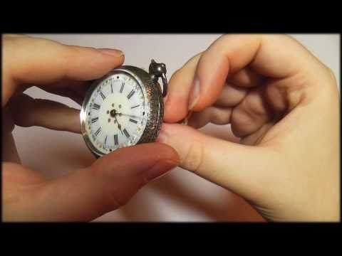 10. Pocket Watch Collection SOUNDsculptures (ASMR)