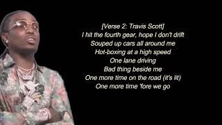 Lil Uzi Vert Ft, Quavo & Travis Scott Go Off (Lyrics)