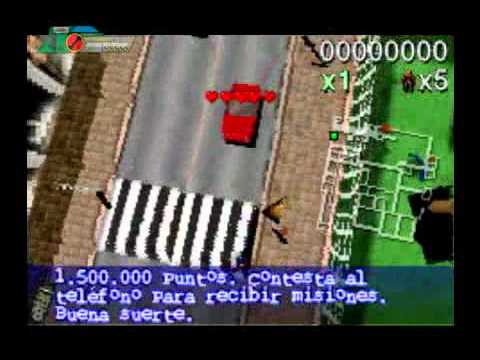 JUEGOS HORRENDOS Payback (Game Boy Advance) Loquendo