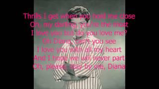 34 Diana 34 By Paul Anka