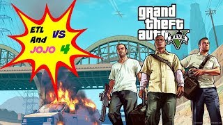 "Grand Theft Auto 5 ""she do a sneek"" Part 4"