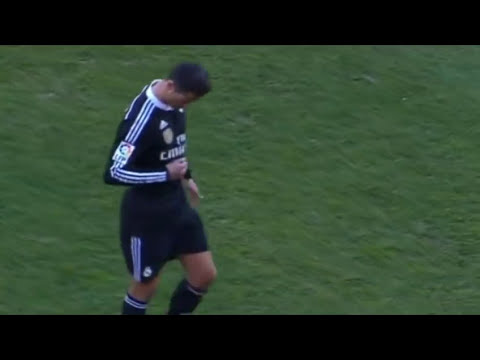 Agresión Cristiano Ronaldo vs Cordoba | Expulsion COPE | 24/01/2015