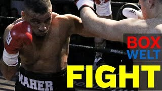 Maher Ayada vs Elias Ozan - 4 rounds super middleweight - 20.01.2018 - Empore Buchholz