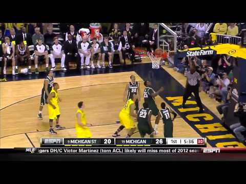 Trey Burke 2011 - 2012 Season Highlights - A Star Is Born