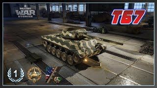 World of Tanks // T67 // 1st Class // 3 Marks of Excellence // Xbox One