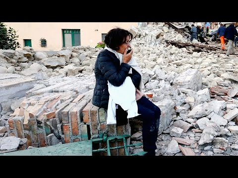 Son 73 los muertos por el devastador terremoto en el centro de Italia