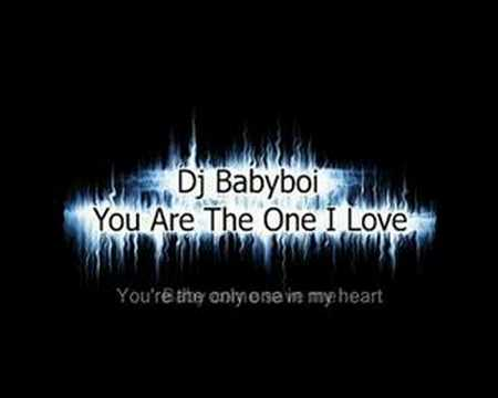 Dj Babyboi - You Are The One Techno Remix