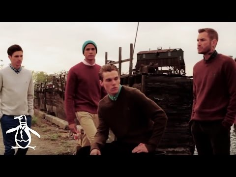 Original Penguin FW12 Campaign Video