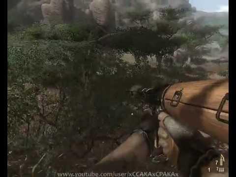Far Cry 2 прохождение - Акт 2 - 1-я миссия СНС - [1/3]