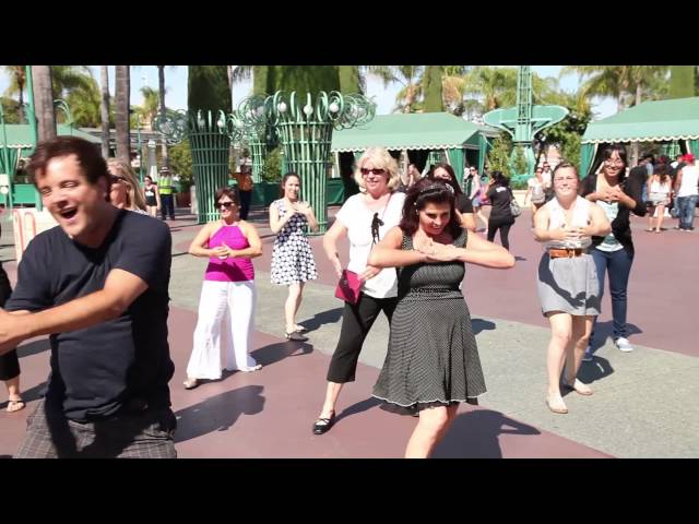 Matt and Elle's Marriage Proposal - Downtown Disney