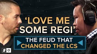 """""""Love me some Regi"""" – The Feud That Changed the LCS"""