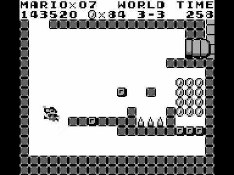 Super Mario Land - Playthrough - User video