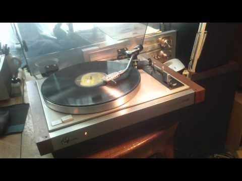 SANSUI FR-4060 Automatic Turntable. New Belt, New Stylus, Cleaned and Lubed. ZCU
