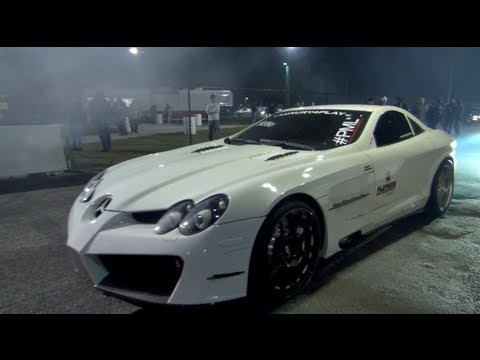 Mercedes Benz SLR McLaren 1/4 mile World Record Holder!! RENNtech Tuned