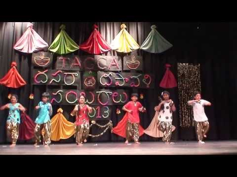 Sanju (Sanjana Tamma) - Telugu Movie songs Dance Medley at Dasara...