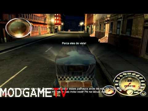 MODGameTV - Detonado Mafia I - Uma Oferta Irrecusável