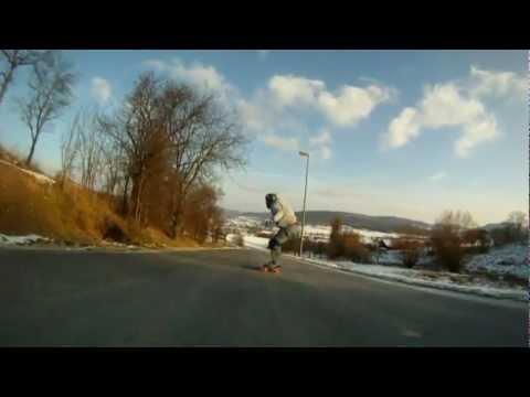 longboard action movie EP6 Raifenberg