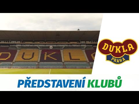Kluby SL se představují - FK Dukla Praha