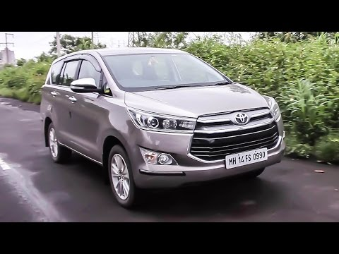 2016 Toyota Innova Crysta - A Candid Review !