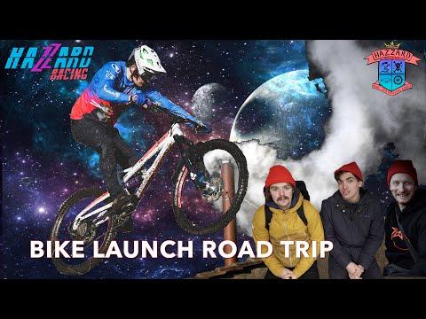 Hazzard Racing - Bike Launch Road Trip | 2020 Fresh Kit