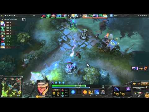 SLTV S10 Eu Quali mYi vs splus4 game 2