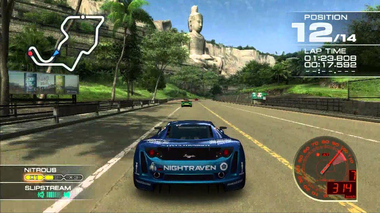Dan juga pada versi demo ini gamer dimungkinkan