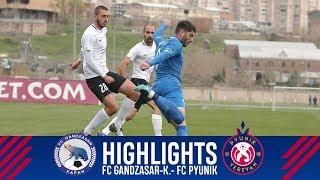 Gandzasar-Kapan - Pyunik 0-1 | Highlights