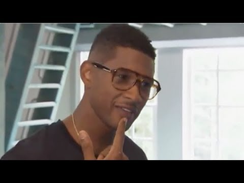 "Usher To Justin Bieber : ""Don't Fu*k It Up!"""