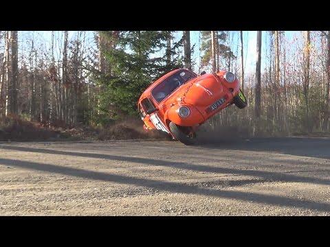 VW Beetle Rally Compilation