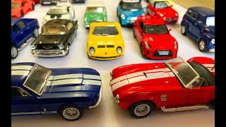 My Diecast Car Collection | Scale model cars | Toy cars collection