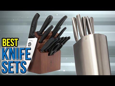 10 Best Knife Sets 2017