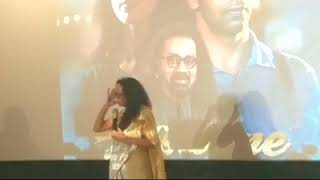 Lyrics: Ameeta Parasuram talk Latest Ghazal music video 'Afsaane'  launch