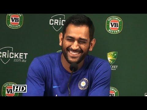 Dhoni's Joke On Virat Kohli's Batting Is Hilarious
